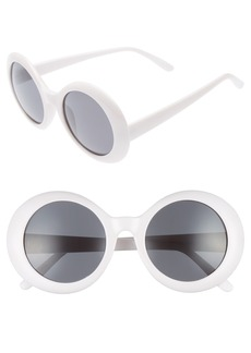 BP. 51mm Oval Sunglasses