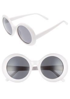 BP. 51mm Oval Sunglasses