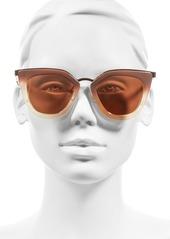 Brass Plum BP. 52mm Cat Eye Sunglasses