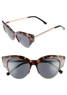 BP. 52mm Cat Eye Sunglasses