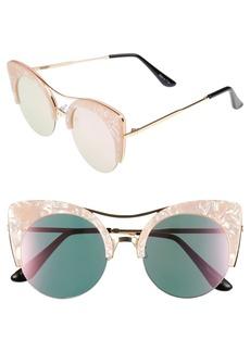 BP. 52mm Cat Eye Sunglasses