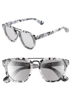 BP. 52mm Double Bridge Sunglasses