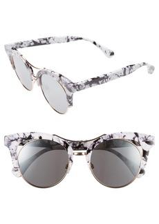 BP. 53mm Cat Eye Sunglasses