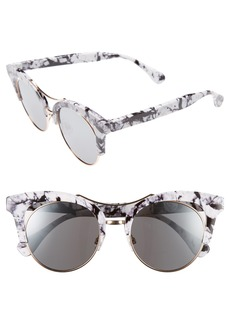 BP. 53mm Cat Eye Sunglasses