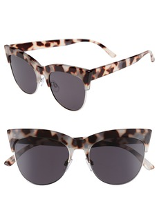 Brass Plum BP. 55mm Cat Eye Sunglasses