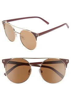 BP. 55mm Enameled Sunglasses