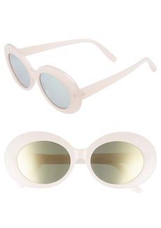 BP. 55mm Oval Sunglasses