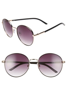 BP. 55mm Round Sunglasses