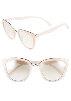BP. 57mm Cat Eye Sunglasses