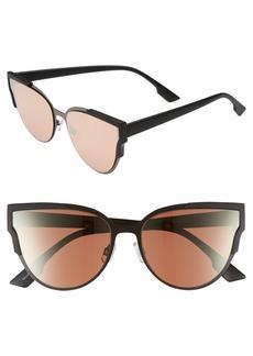 Brass Plum BP. 59mm Cat Eye Sunglasses