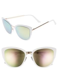 BP. 59mm Cat Eye Sunglasses