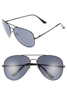 BP. 60mm Large Aviator Sunglasses