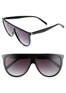 BP. 62mm Perfect Shield Sunglasses