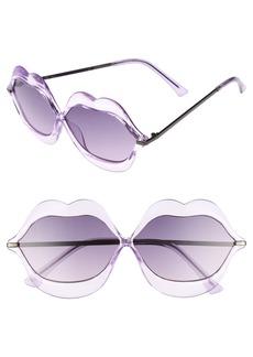 BP. 63mm Lip Sunglasses