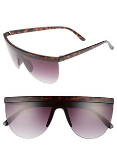 Brass Plum BP. 65mm Shield Sunglasses