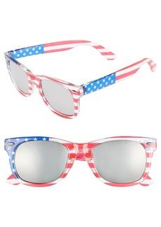 BP. Americana 63mm Stars & Stripes Sunglasses