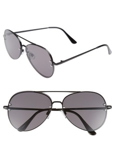 Brass Plum BP. Aviator Sunglasses