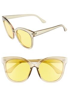BP. Clear Sunglasses