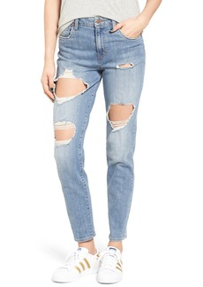 Brass Plum BP. Ripped Boyfriend Jeans (North Cambridge)