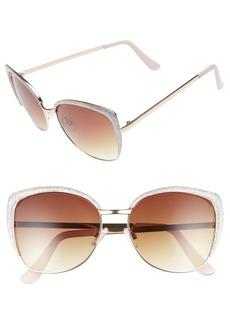 BP. Dynasty 60mm Retro Sunglasses