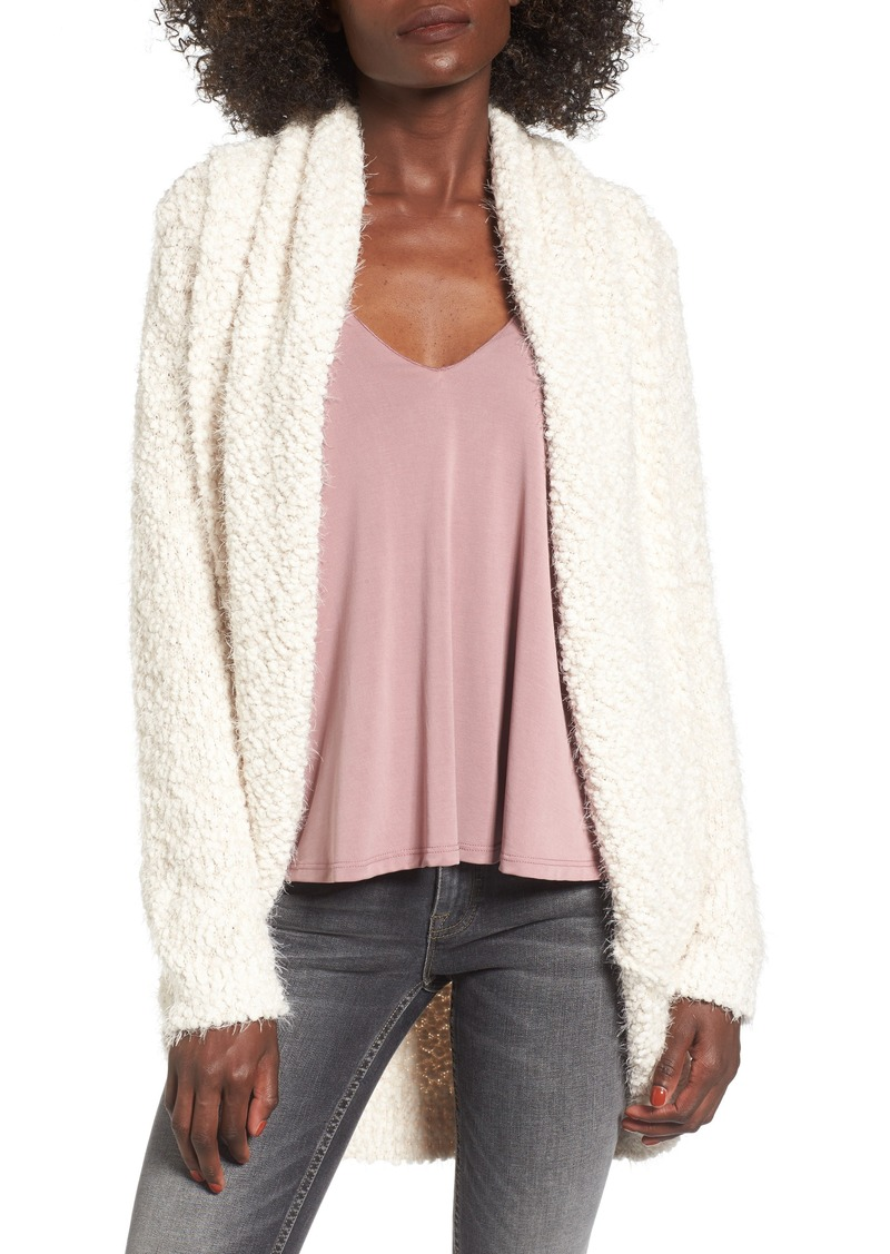 Brass Plum BP. Fluffy Cocoon Cardigan | Sweaters - Shop It To Me