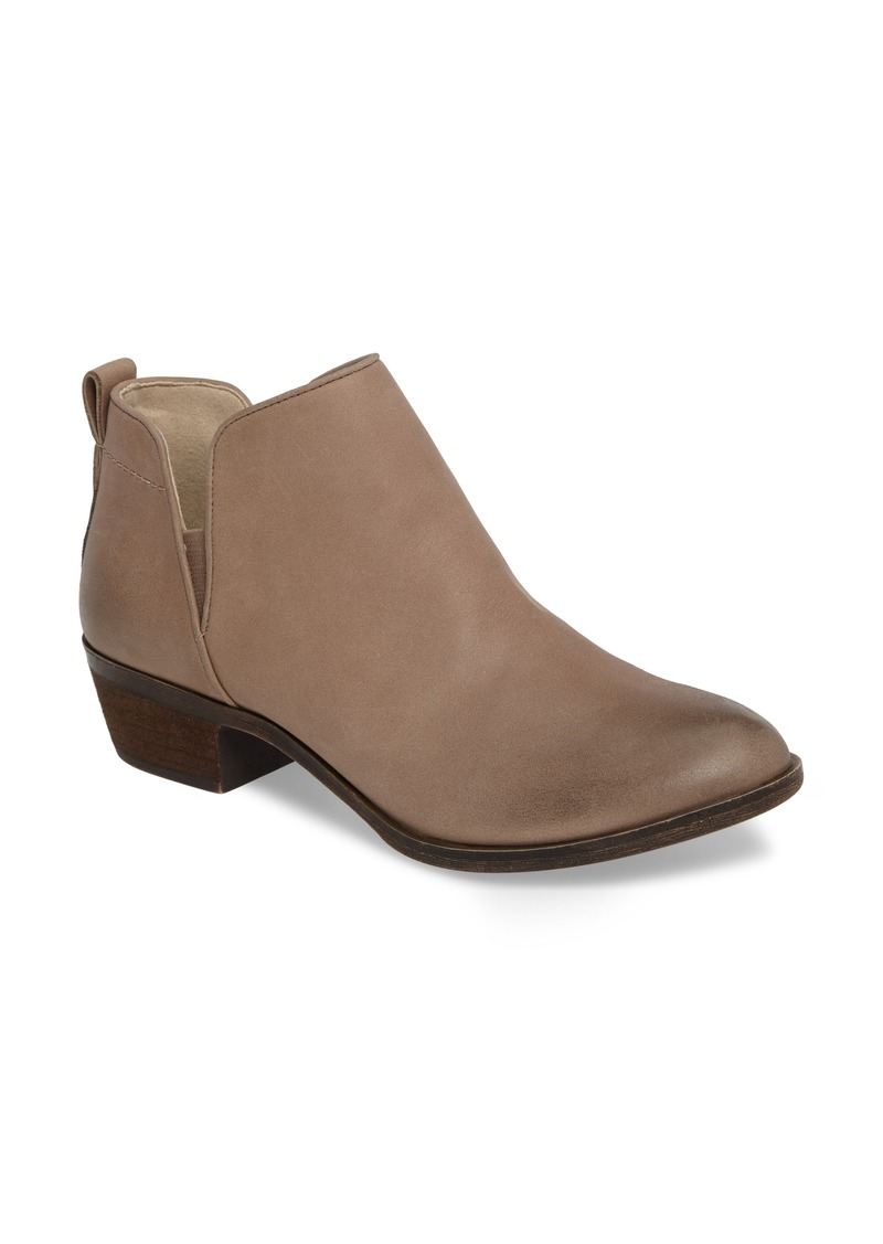 0d6820a9441 On Sale today! Brass Plum BP. Francine Split Shaft Bootie (Women)