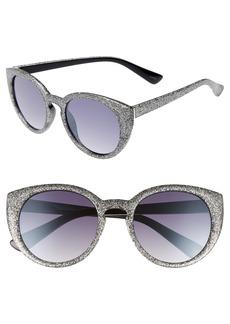 BP. Glitter Cat Eye Sunglasses