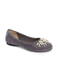 BP. Gracee Embellished Flat (Women)