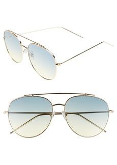 BP. Gradient Aviator Sunglasses