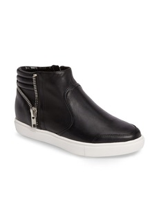 BP. Jyler Zipper Detailed High Top Sneaker (Women)