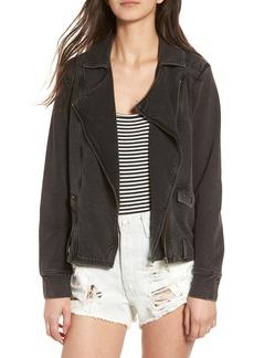 BP. Knit Moto Jacket