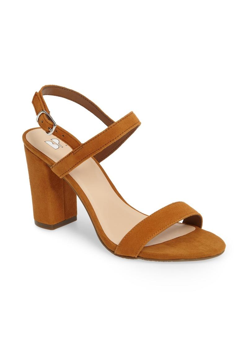 40645c95ac49 Brass Plum BP. Lula Block Heel Slingback Sandal (Women)