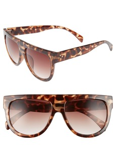 BP. Lunette 40mm Shield Sunglasses
