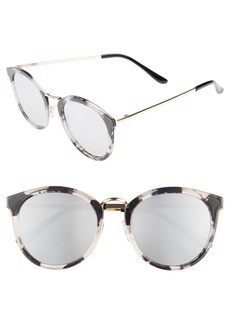 BP. Metal & Enamel Sunglasses