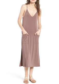 Brass Plum BP. Midi Slipdress