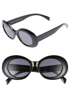 BP. Oval Sunglasses