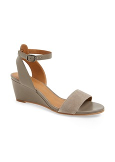 Brass Plum BP. Paige Wedge Sandal (Women)
