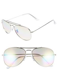 BP. Rainbow Aviator Sunglasses