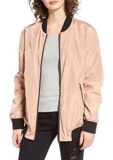 Brass Plum BP. Reversible Bomber Jacket