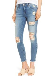 BP. Ripped Crop Skinny Jeans