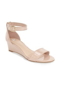 Brass Plum BP. 'Roxie' Wedge Sandal (Women)