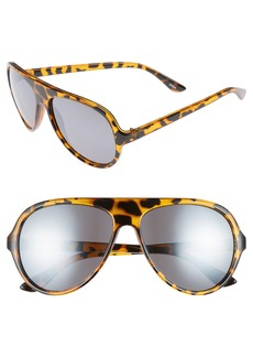 Brass Plum BP. Shield Sunglasses