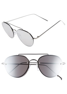 BP. Show Biz 55mm Round Sunglasses
