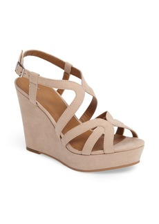 Brass Plum BP. Sky Wedge Sandal (Women)