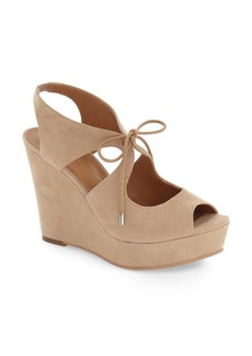 BP. 'Solar' Platform Wedge Sandal (Women)