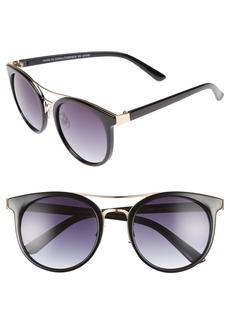 BP. String Theory 60mm Round Sunglasses