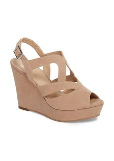 Brass Plum BP. Sunny Platform Wedge Sandal (Women)