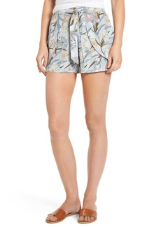 BP. Tie Front Shorts