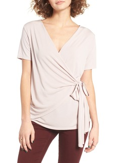 Brass Plum BP. Wrap Tee