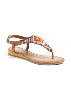 BP. Zandra Beaded V-Strap Sandal (Women)